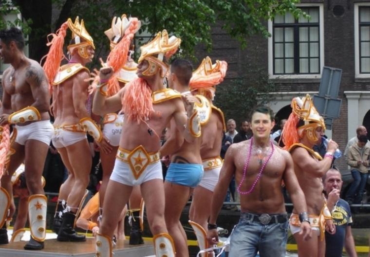 смотреть парад попок